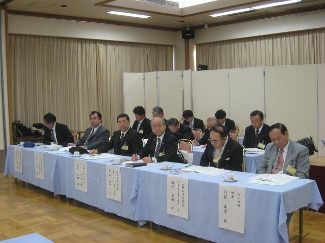 長野県特別豪雪地帯指定市町村議会協議会