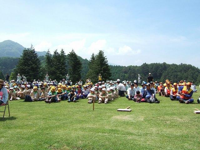 北信州植樹祭