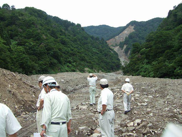 農政林務委員会現地調査(東北信)