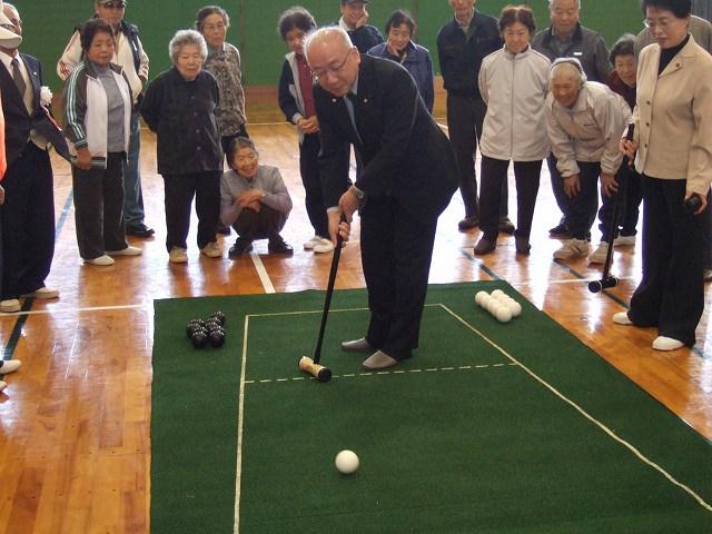 高齢者スポーツ大会 SSHフェスティバル