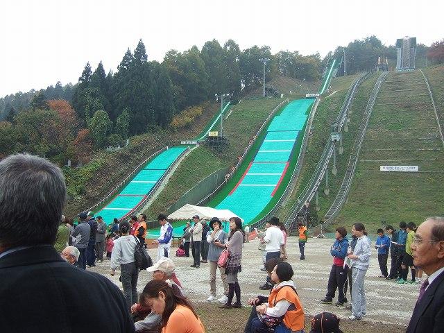 ジャンプ大会